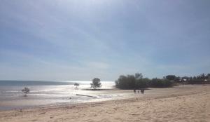 cruel place for a beach break.